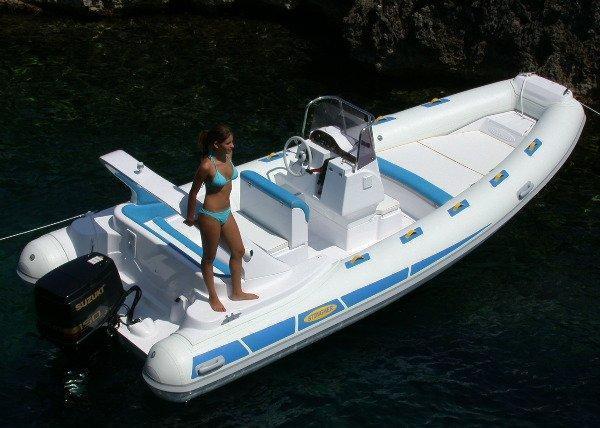 STINGER 660 alquiler barcos denia