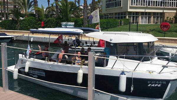 Excursiones en barco en Jávea